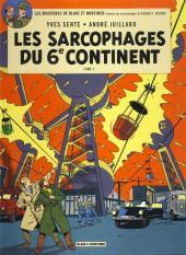 Blake et Mortimer (Les Aventures de) -16b2012- Les Sarcophages du 6e continent - Tome 1