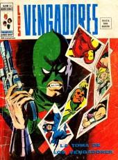 Vengadores (Vol.2) (Los) -22- La toma de los Vengadores