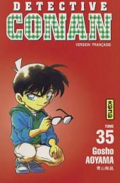 Détective Conan -35- Tome 35
