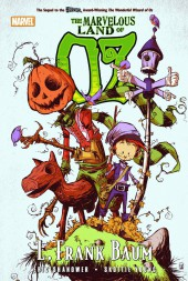 Marvelous Land of Oz (The) (2010) -INT- The Marvelous Land of Oz