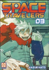 Space Travelers -3- Tome 3
