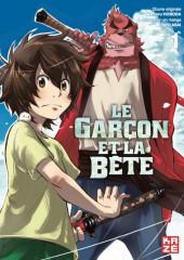 Le garçon et la Bête -1- Volume 1