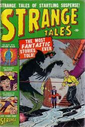 Strange Tales (Marvel comics - 1951) -3- The Shadow