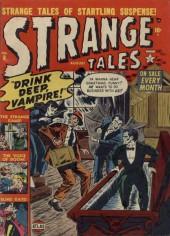 Strange Tales (Marvel - 1951) -9- Drink Deep, Vampire