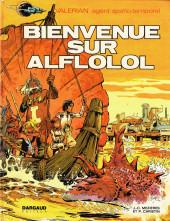 Valérian -4- Bienvenue sur Alflolol