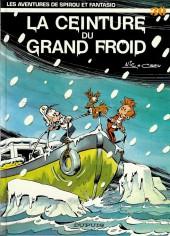 Spirou et Fantasio -30b93- La ceinture du grand froid