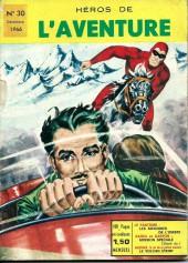 Les héros de l'aventure (Classiques de l'aventure, Puis) -30- Le Fantôme : Les mémoires de l'Ombre