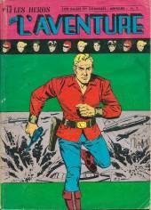 Les héros de l'aventure (Classiques de l'aventure, Puis) -73- Le Fantôme : L'impossible mission
