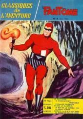 Les héros de l'aventure (Classiques de l'aventure, Puis) -4- Le Fantôme : Le commandant mystérieux