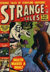 Strange Tales (1951) -13- Death Makes a Deal