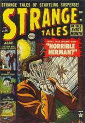 Strange Tales (Marvel - 1951) -14- Horrible Herman