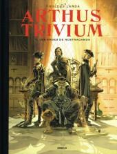 Arthus Trivium -1TL- Les anges de Nostradamus