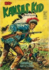 Kansas kid (Nat présente) -63- Bataille sur le fleuve