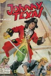 Johnny Texas - Tome 33