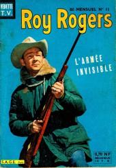 Roy Rogers, le roi des cow-boys (3e série - vedettes T.V) -11- L'armée invisible