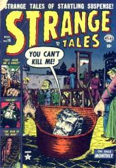 Strange Tales (Marvel - 1951) -16- You Can't Kill Me!