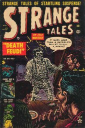 Strange Tales (Marvel - 1951) -17- Death Feud!