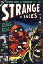 Strange Tales (Marvel - 1951) -19- The Rag Doll