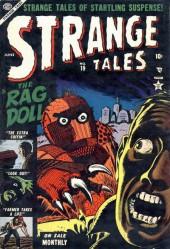 Strange Tales (Marvel - 1951) -19- The Rag Doll