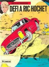 Ric Hochet -3a91- Défi à ric hochet