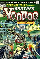 Strange Tales (Marvel - 1951) -172- The Death-Cult Of The Dark Lord!