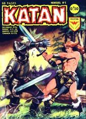 Katan -1- Les hommes de fer