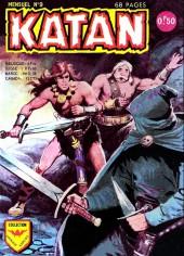 Katan -9- Combat dans la nuit