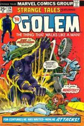 Strange Tales (Marvel - 1951) -174- The Golem, The Thing That Walks Like A Man!