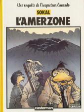 Canardo (Une enquête de l'inspecteur) -5- L'Amerzone