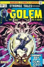 Strange Tales (Marvel - 1951) -177- Dooms-Day For A Demi-God!