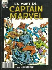 Top BD -29- La mort de Captain Marvel