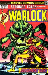 Strange Tales (Marvel - 1951) -180- Judgment Day!