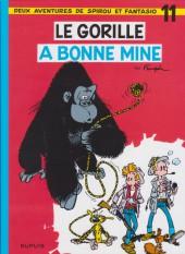Spirou et Fantasio -11g14- Le gorille a bonne mine