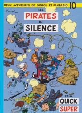 Spirou et Fantasio -10h13- Les pirates du silence