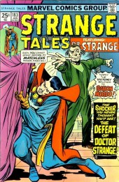 Strange Tales (1951) -183- The Defeat of Dr. Strange / The Hunter and the Hunted
