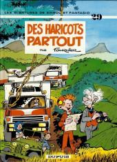 Spirou et Fantasio -29c93- Des haricots partout
