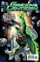 Green Lantern Vol.5 (DC Comics - 2011) -42- Written in Stone
