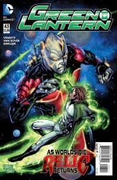 Green Lantern Vol.5 (DC Comics - 2011) -43- A Wounded Universe