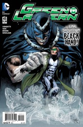 Green Lantern Vol.5 (DC Comics - 2011) -45- Idle Hand