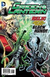 Green Lantern Vol.5 (DC Comics - 2011) -46- Laid To Rest