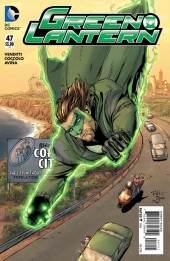 Green Lantern Vol.5 (DC Comics - 2011) -47- The Comforts of Home