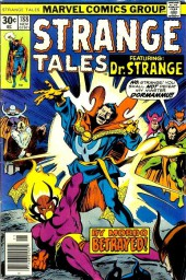Strange Tales (Marvel - 1951) -188- The Pincers of Power / Let There Be Victory