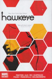 Hawkeye (2012) -INT2HC- Volume 2