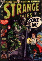 Strange Tales (1951) -24- Come In