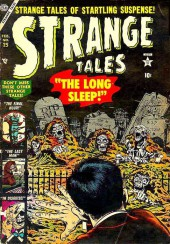 Strange Tales (Marvel - 1951) -25- The Long Sleep