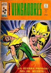 Vengadores (Vol.2) (Los) -29- ¡La guerra privada del Dr. Muerte!