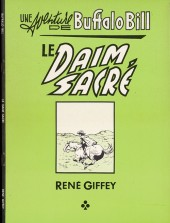 Couverture de Buffalo Bill (Giffey) -2- Le daim sacré