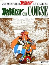 Astérix -20''- Astérix en corse
