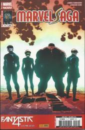 Marvel Saga (2e série - 2014) -10- Fantastic Four - La Fin 2/2