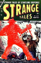 Strange Tales (Marvel - 1951) -26- The Last Stop